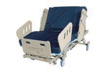 Bariatric Hospital Beds Graphic