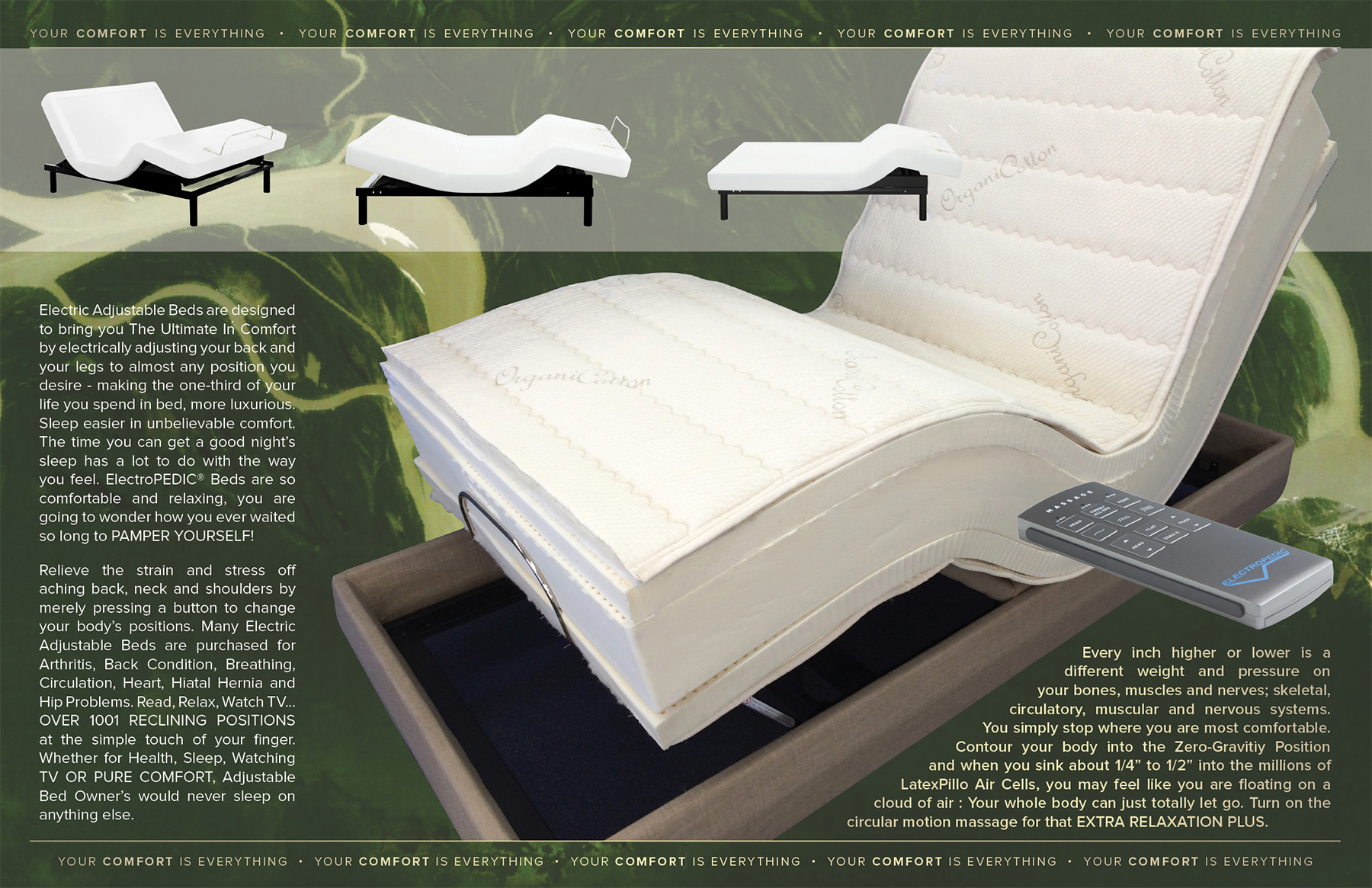 Adjustable Bed Phoenix Latex Mattress Compare To Compare