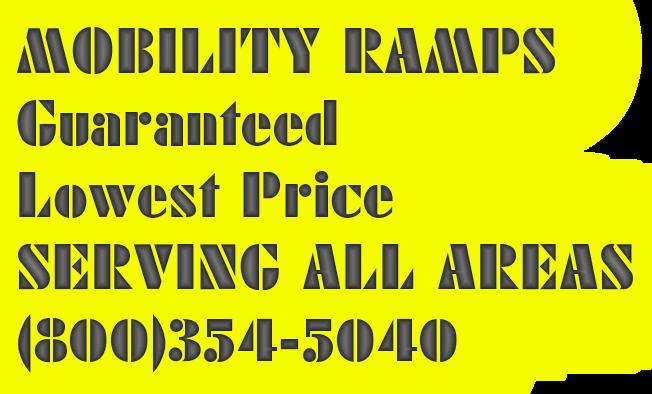 modular wheelchair ramps, handicap ramp, disability ramp, scooter