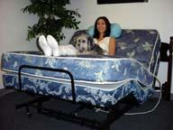 medical fullsize adjustable beds