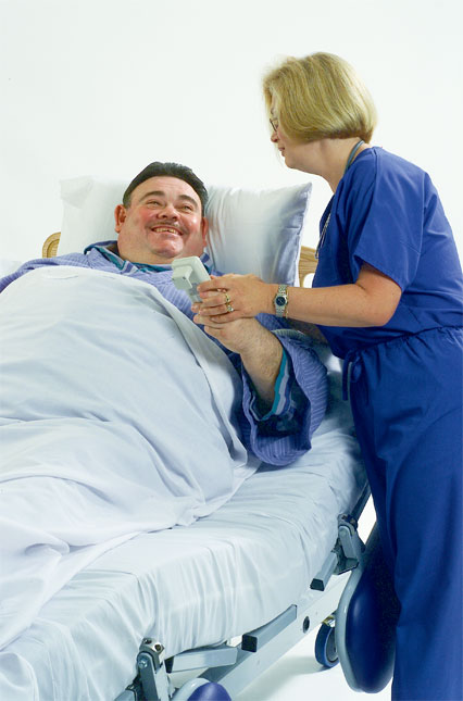 bariatric heavy duty hospital bed