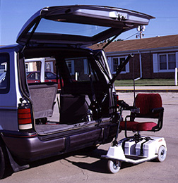 scooter mobility hitch receiver wheelchair car truck rv lift. Black Bedroom Furniture Sets. Home Design Ideas