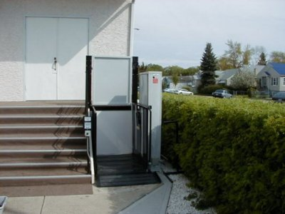 Commercial Trusty Lift Vertical Platform Lift ...