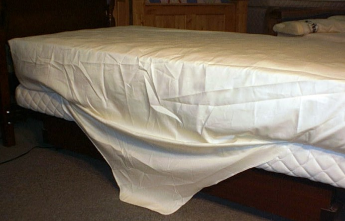 ... Adjustable Bed Mattress Pad